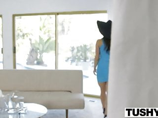 First anal gallrie Tushy kendra lust first anal