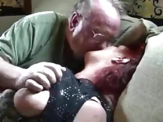 Grandpa having sex with grandson - Granny grandpa having fun