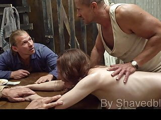 Abused anal Sexslave anally abused by family