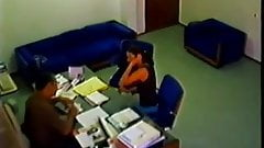 Versteckte Kamera im Büro
