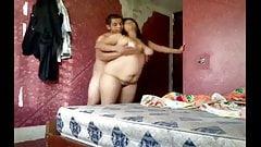 Arab has sex with an Algerian girl
