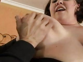 Fat skinny porn - Fat girl fucked by skinny man