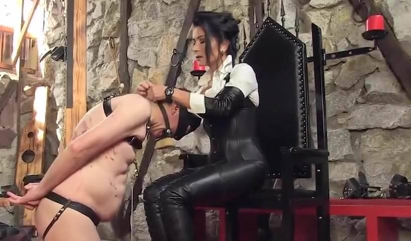 German Mistress Dirty Talk