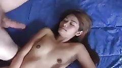 Cute Asian Teen - Anal & Creampie