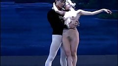 Swan Lake (nude ballet dancer)