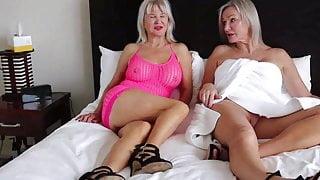 Cougar-Granny duo 2