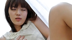 Japanese amateur Mai Misato got fingered, uncensored