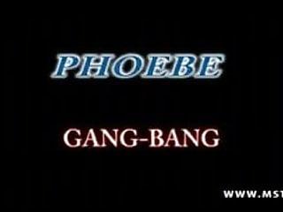 Phoebe xxx Phoebe gang-bang