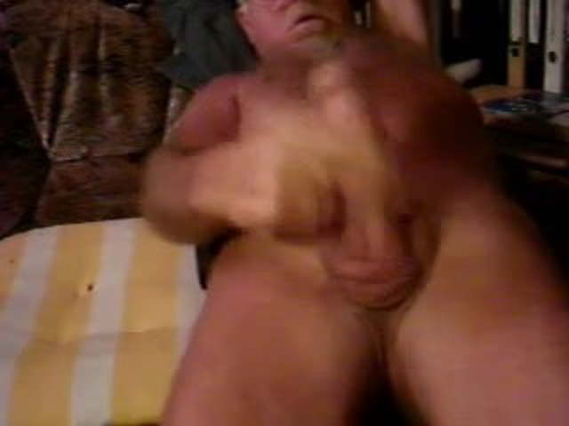 18 Year Old Jerking Off