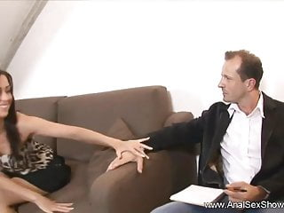 Sex therapy centers Milf gets anal sex therapy