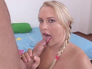 Chubby blonde videos - Cute chubby blonde