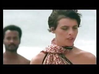 Interracial movie sex - Italian retro movie