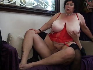 Busty fat womans Bbw busty fat ass granny anal sex