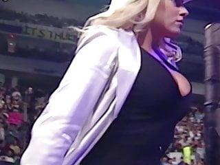 Hardcore belt wwf Trish stratus - wwf summerslam 2000