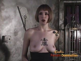 1990s porn film star - Naughty bald dude enjoys filming bdsm scenes with hot star