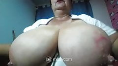 Now these are some sexy ass perfect big granny tits