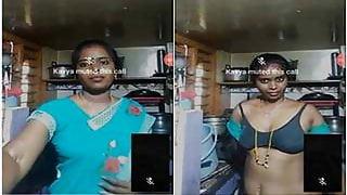 Today Exclusive-Sexy Tamil Bhabhi