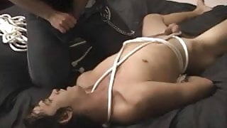 BDSM boys dominated bound whipped old & young cute twinks 2