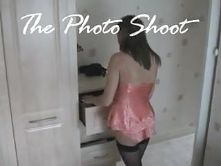 Photos de lingerie - The photo shoot