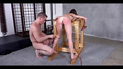 Cute Teen Anal Fuck Toy Gets Dominated