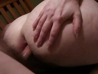 Cum dump - Stuffnphanie quick anal cum dump
