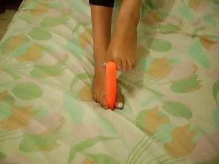 Latina feet sex videos Playful feet