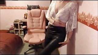 MILF comes home horny and masturbates for you