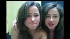Gabi & Nati twin sisters