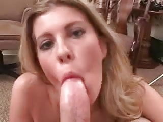 Blonde blow interracial job Blonde blow job 2