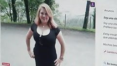 Amazingly big-titted horny wife is sick of his husband