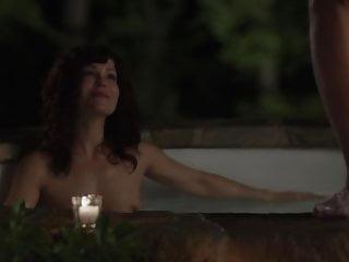 Gina norman fuck in jacuzzi Baby norman - banshee s2e02