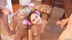 Shurupova and Lena 01
