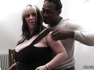 Fat huge pussies Black man loves her huge melons and fat pussy