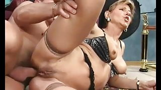 sexy step moms first anal sex