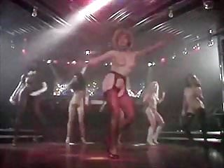 Alicia s naked Naked in the 80s - vintage eighties hairy dancers