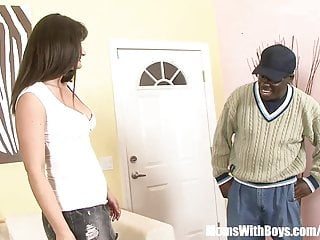 Housewife video sex home Housewife santina marie ordered black cock home service
