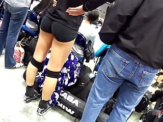 Teen girl butt fuck Volley girl butt