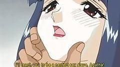 Hentai-Mädchen, Cops, Gangbang, Episode 2