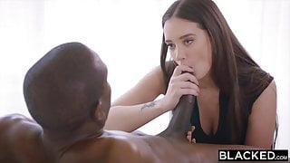 BLACKED - Fiance Lies and Cheats To Have BBC for A Weekend