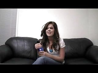 Adult film eviews - Bubbly and cute girl casted for adult film. enjoy
