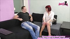 GERMAN BUSINESS TEEN IN BLAZER PRIVATE FUCK GIRLFRIEND