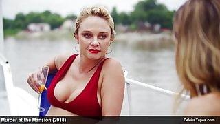 Anna Hutchison, Audrey Landers, Kim Shaw bikini scenes
