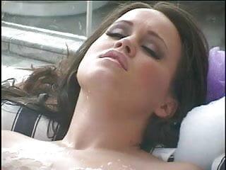 Full figured bondage model Hot titfuck for full figured brunette with big tits