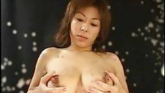 lactamanija - asian mom show fucking tits