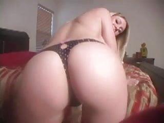 Teen modeling pantie Slutty blonde milf models panties for the camera