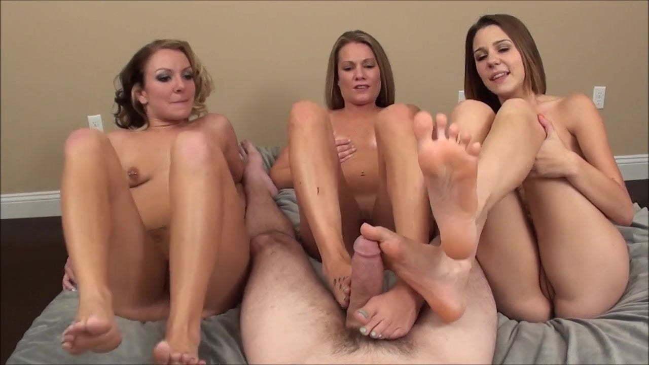 3 Porn Feet