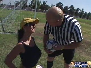 Soccer mom fucked by dads slutload Soccer mom persia monir fucks old coach