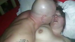 cum on pussy while she gets fingered