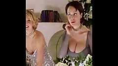 Lysette Anthony  Big Cleavage