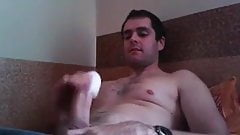 Delicious sexy wanker